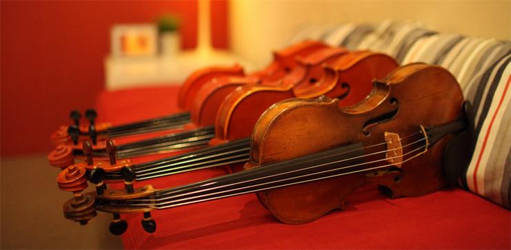 Pop Violin